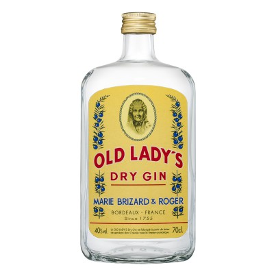 GIN VINTAGE OLD LADY S 70CL 40°