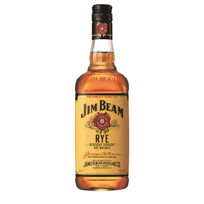 JIM BEAM WHITE RYE 70CL 40°
