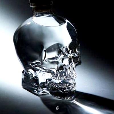 Magnum Vodka Crystal Head 70 cl 40°