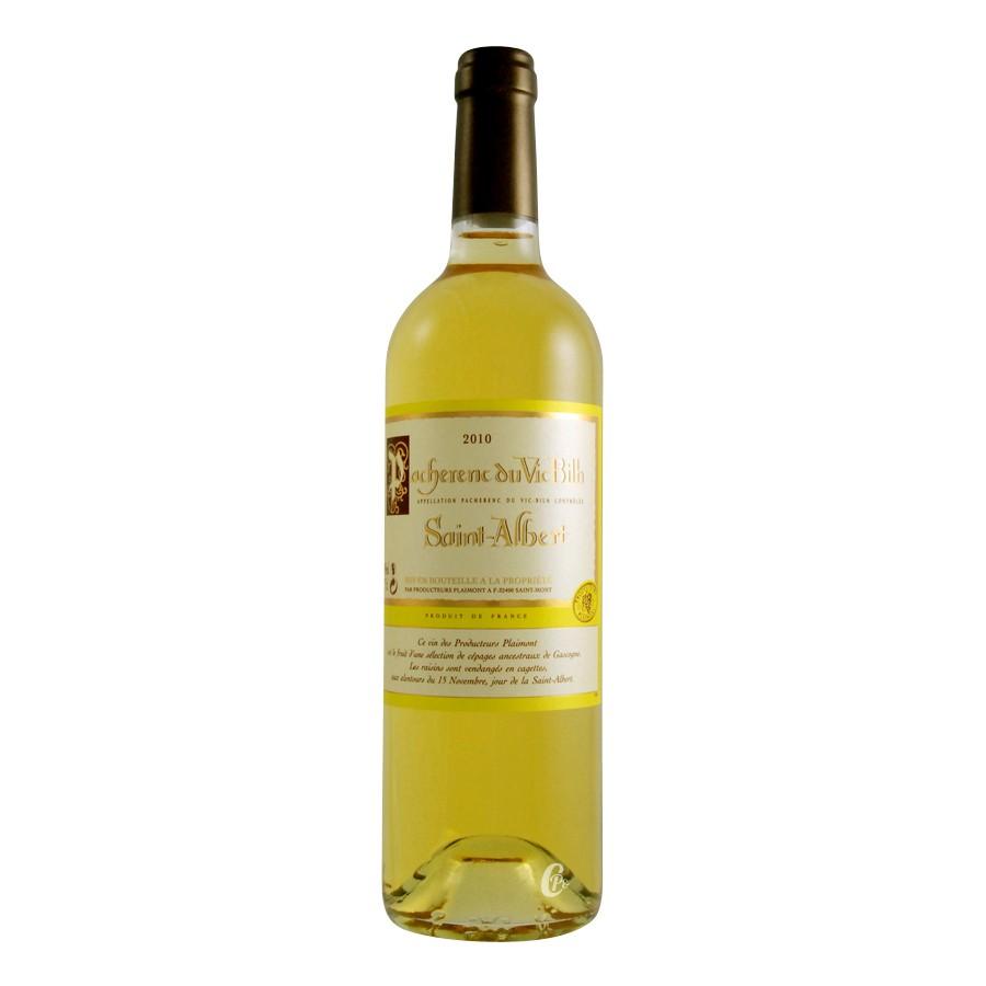 Bouteille de vin pacherenc du vic bilh 75 cl for Bouteille de vin personnalisee montreal