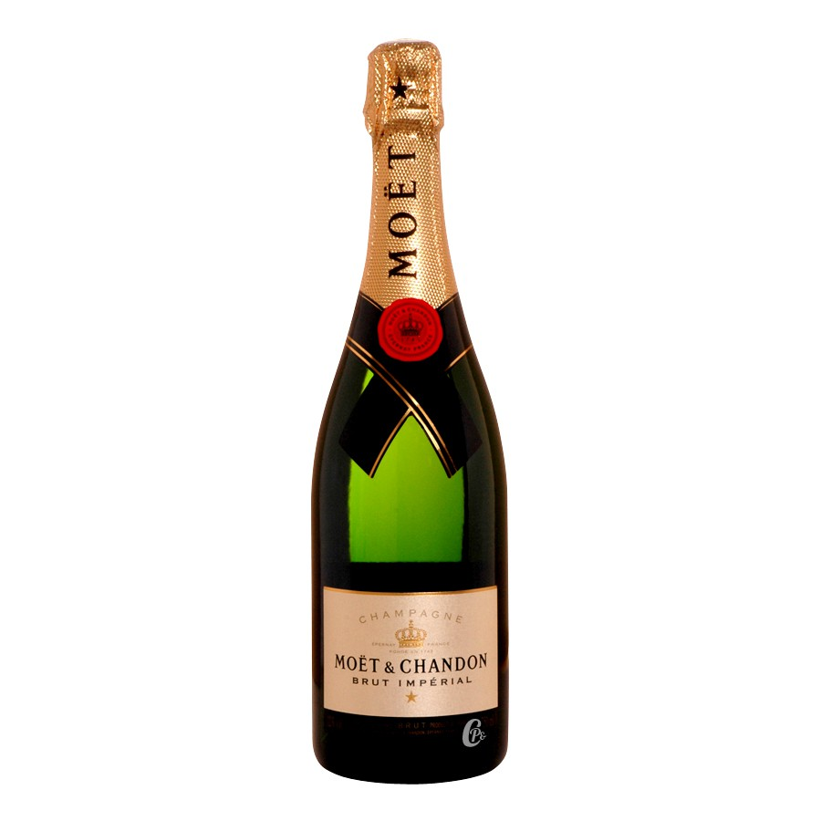 bouteille de champagne moet et chandon imperial brut 75 cl. Black Bedroom Furniture Sets. Home Design Ideas