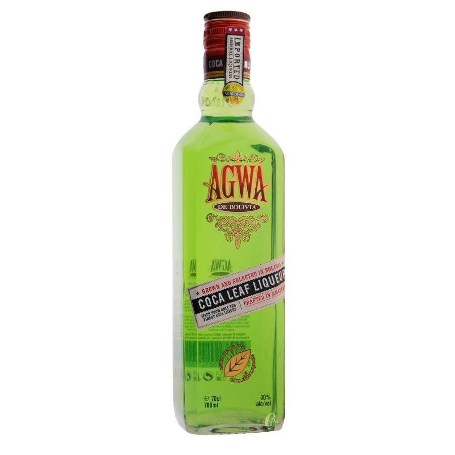 Liqueur agwa feuilles de coca for Plante whisky