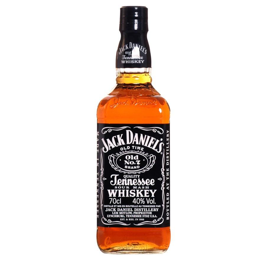 coffret whiskey jack daniels old n 7 et 2 verres jack daniels n 7. Black Bedroom Furniture Sets. Home Design Ideas