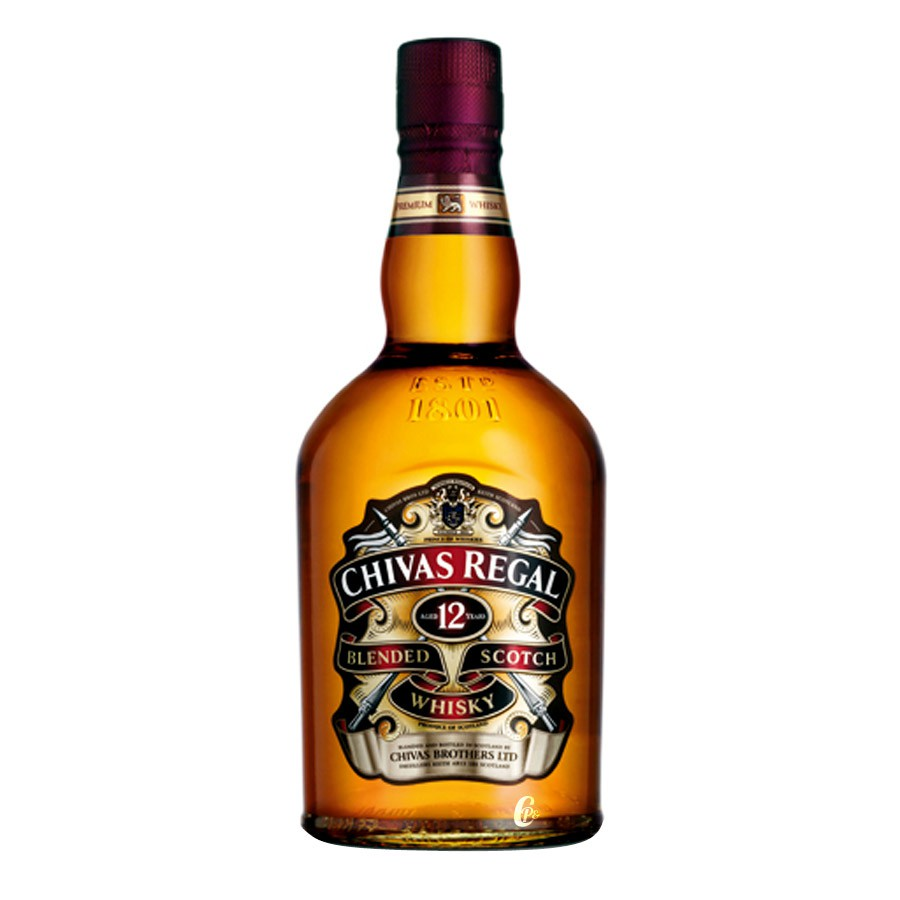 ec7f9c20cb2c Bouteille de whisky Chivas 12 ans 70cl 40°