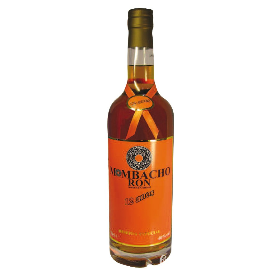 Rhum mombacho 12 anos 70cl 40 for Cocktail 40 ans