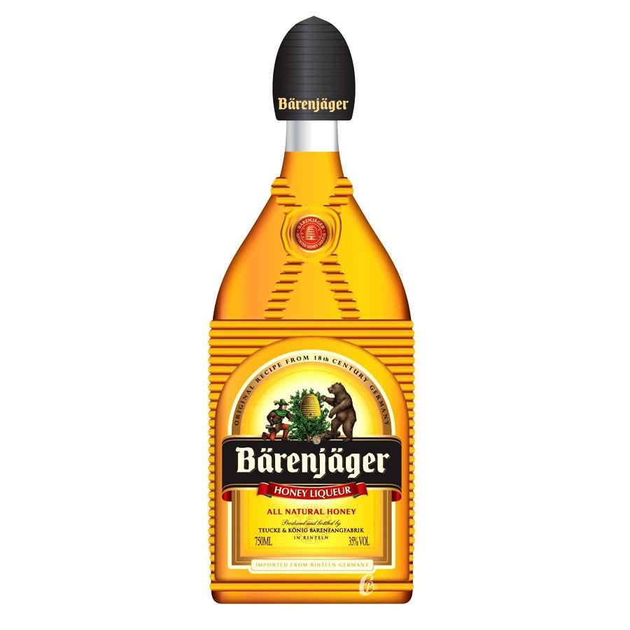 Barenjager honey 70cl liqueur au miel b renj ger honey for Cocktail whisky miel
