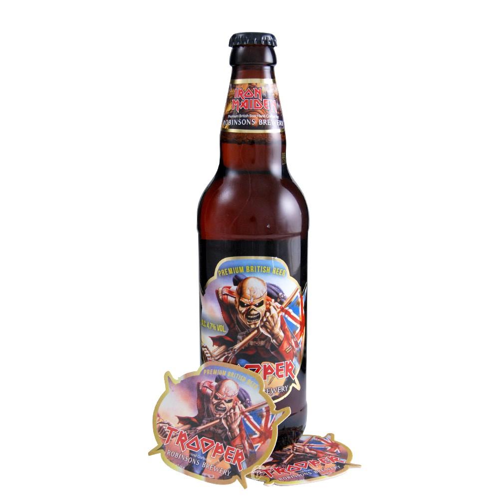 Concours Iron Maiden (Paléo / Bières) Niooz