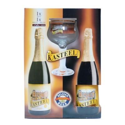 Coffret biere kasteel triple - Coffret verre a biere ...
