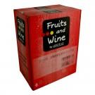Cubi de vin rosé Moncigale 10l