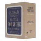 Cubi 3L de vin Haut Medoc Chateau Fonseche