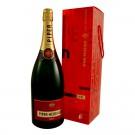 Magnum de champagne Piper Heidsieck brut 150 cl (aoc)