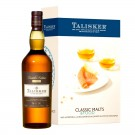 Coffret Whisky Talisker Tablier Malts & Food.