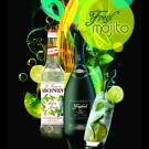 Cocktail Freix Mojito - Cocktail de Fêtes de fin d'année par MONIN