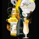 Cocktail Freix Pina - Cocktail de Fêtes de fin d'année par MONIN