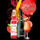 Cocktail Freix Pomelo - Cocktail de Fêtes de fin d'année par MONIN