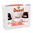 Coffret de bière Duvel (8,5° - 2 X 33cl et 1verre)