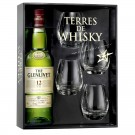 Coffret Terres de Whisky The Glenlivet 12 Ans