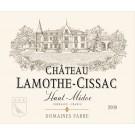 Vin rouge du Haut Médoc Chateau Lamothe Cissac 37.5cl (aoc)