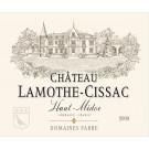 Bouteille de vin Haut Médoc 150cl Chateau Lamothe Cissac