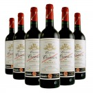 Vin rouge du Château du CHARRON AOC de Bordeaux 75cl.
