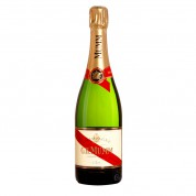 Bouteille de Champagne Mumm Cordon rouge