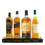Coffret Whisky - Classic MALT 4 x 70 cl présentoir
