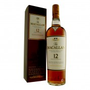 Bouteille de whisky Macallan Sherry OAK 12 ans