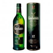 Bouteille de whisky Glenfiddich 12 ans 70cl 40°