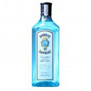 Bouteille de gin Bombay Sapphire 40° 70cl