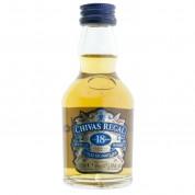 Mignonnette de Whisky Chivas 18ans (40° - 5cl)
