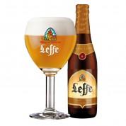 Bouteille de bière Leffe triple 8.5°