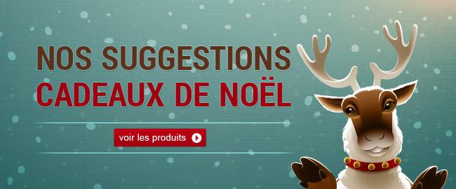 Nos suggestions de cadeaux pour faire plaisir à Noel