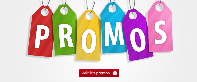 Nos Soldes & Promotions