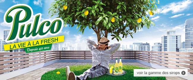 Pulco, la vie à la Fresh avec une bonne citronnade
