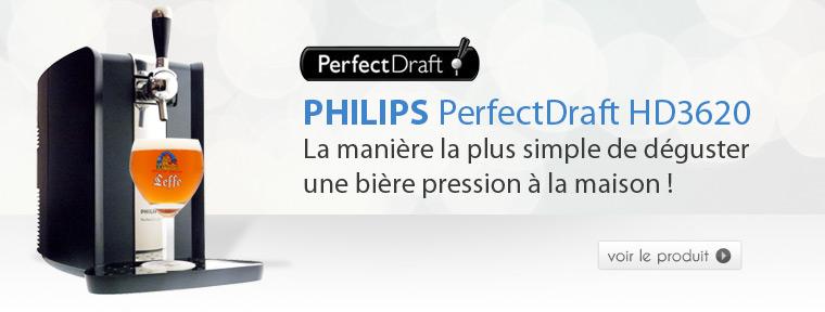 Pompe a biere Perfectdraft HD3620